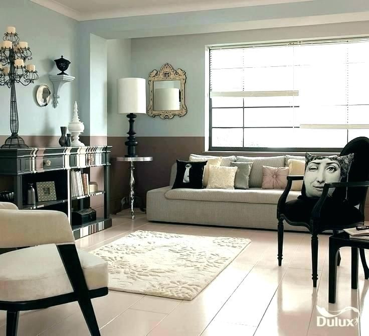 Two Tone Wall Color Schemes Two Toned Bedroom Walls Two Toned Living Room Walls Two Tone Bedroom Wall Colors Two Tone Earth T Bedroom Wall Colors Home Interior #two #toned #walls #living #room