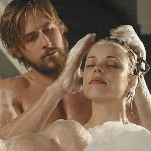 Ryan Gosling & Rachel McAdams in The Notebook (2004) Ryan...