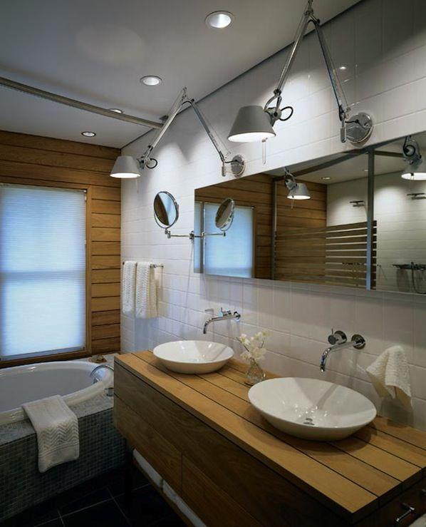 Suzie hutker architects zen bathroom design with teak for Zen bathroom design