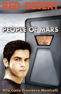 """""""Red Desert - People of Mars"""" now in paperback! http://dld.bz/dJMMh #RedDesert"""