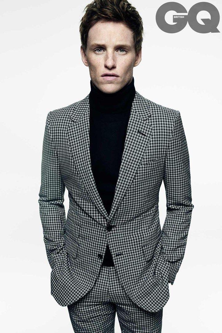 Eddie Redmayne Covers British GQ, Talks Choosing Roles ...