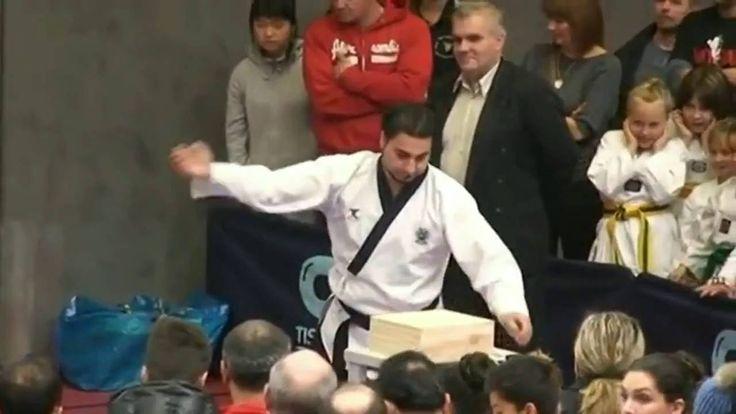 #Best #video - #Taekwondo - Internationale Hamburger Meisterschaft Technik & Bruchtest #태권도