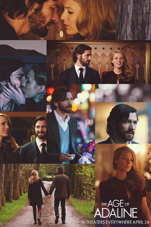 Adaline was ageless until she found something timeless. Get ready to fall for Blake Lively and Michiel Huisman in an extraordinary love story - The Age of Adaline, in theaters everywhere April 24, 2015!