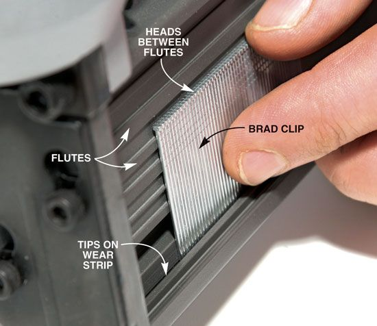 Master Your Brad Nailer - Reviews - American Woodworker ...
