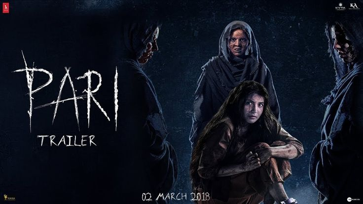 Pari Trailer | Anushka Sharma | Parambrata Chatterjee | Releasing on Mar 2 2018