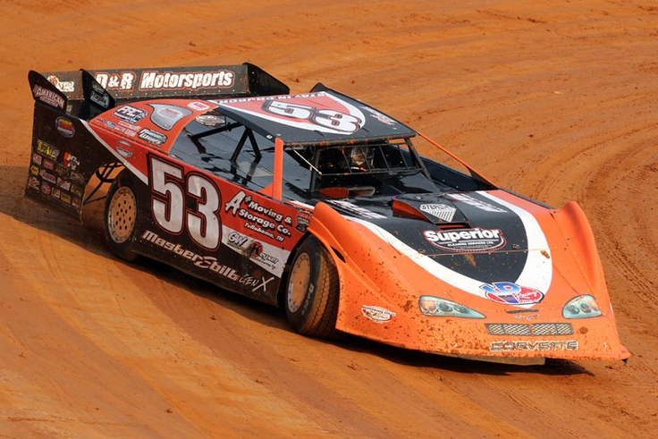 Ray Cook Finishes Top 5 at Smokey Mountain Speedway in Ultimate Super Late Model Series