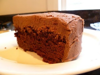 Chocolate Icing  3/4 cup Butter  1.5 cups Powdered Sugar  2/3 cup Condensed Milk  1/4 cup Cocoa