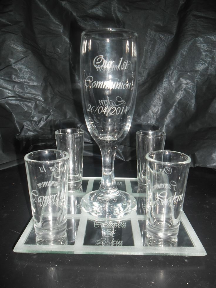 communion glasses