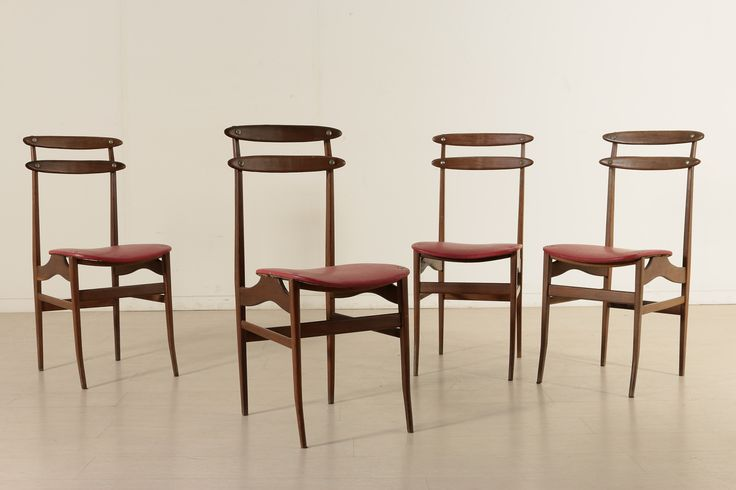 Sedie modernariato ~ Sedie anni 50 #anticonline #mobilio #arredamento #midcenturymodern