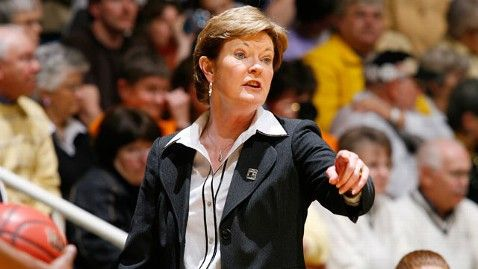 """1. Pat Summitt was 22 when she began her career as head coach of the University of Tennessee women's basketball team in 1974.     2. Summitt  had originally accepted a position as an assistant coach but after the UT women's basketball coach decided to take a sabbatical, Summitt was offered the job as head coach instead    3. Her height - 5-foot-11  – earned Summitt the nickname """"Bone"""" in high school.    4. Summitt attended the University of Tennessee-Martin as an undergrad. She was on the…"""