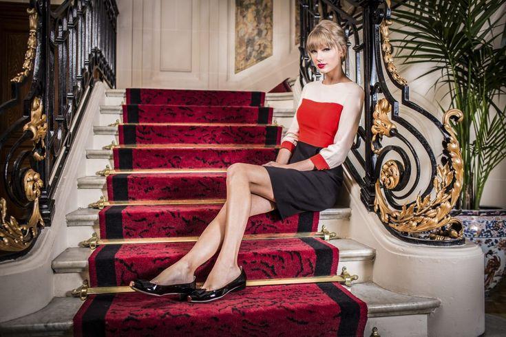 Avec 26 millions d'albums vendus, Taylor Swift s'impose comme la nouvelle superpuissance de la musique US.