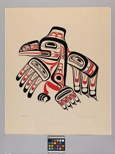 Haida Raven  Artist: Bill Reid  Haida Culture
