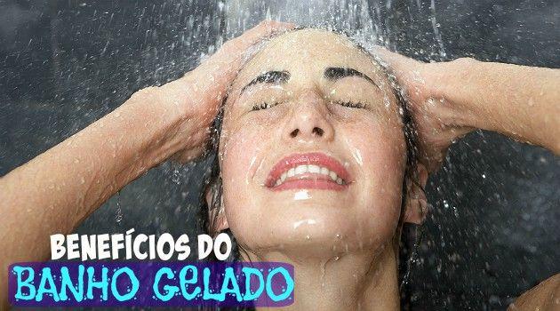 Cabelo mais brilhante, pele linda e + 3 benefícios incríveis do banho gelado - Bolsa de Mulher