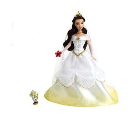 Barbie Disney Princess Belle Fairytale Wedding Doll - Product Reviews and Prices - Shopping.com