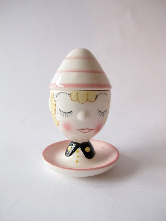 1000 Images About Vintage Egg Cups On Pinterest