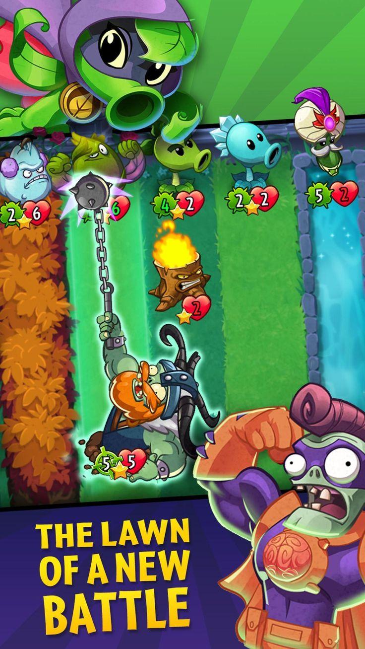Plants vs. Zombies™ Heroes APK in 2020 Hero games