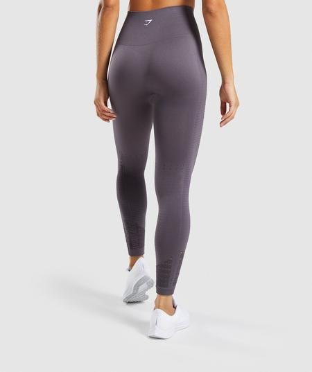 73c70beb94d396 Gymshark Energy+ Seamless Leggings - Slate Lavender | Pretty ...