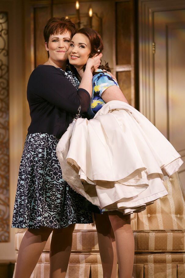 """anyone else really let down by """"it shoulda been you""""? like, the cast is SO amazing, but the score and book aren't quite worthy of a Broadway stage."""