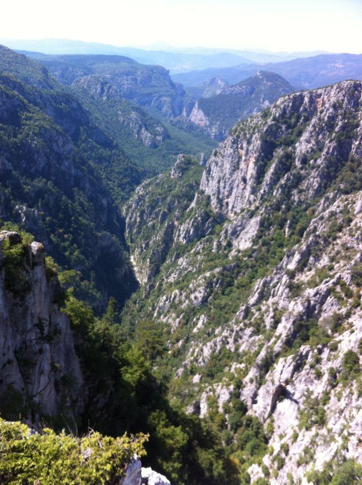 Çatak Kanyonu