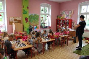V Turniej Szachowy o Mistrzostwo Przedszkola Europejska Akademia Dziecka, 10.06.2015, Świdnica