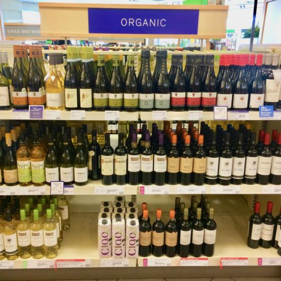 If You're Going to Drink Wine, Drink Organic Wine. Here's Why. by Lealou Cooks #organic #wine