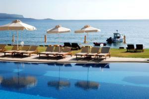 ★★★★★ Kiani Beach Resort- All Inclusive, Kalyves, Grækenland