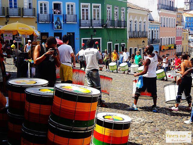 Conheça Salvador, Bahia, Brasil. pelourinho.
