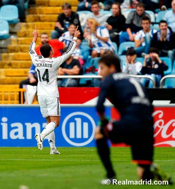 Javier Hernandez Real Madrid: 51 Best Javier Hernandez Images On Pinterest