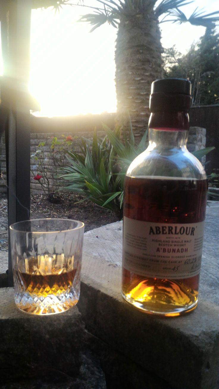 Aberlour, A'Bunadh, Single Malt, Single Cask, Scotland.
