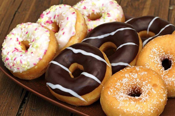 Recette de donuts au Thermomix TM31 ou TM5. Réalisez ce dessert en mode étape par étape comme sur votre appareil !