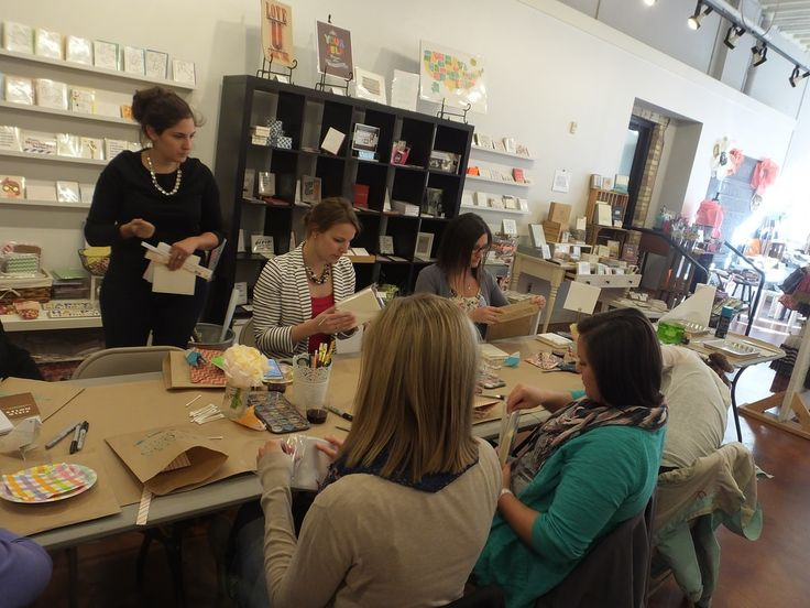 6.25 Paper Studio's May Day Class | Stationery Trends Magazine