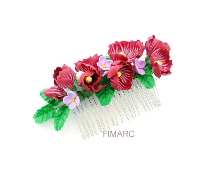 Hibiscus - pieptene pt.coc