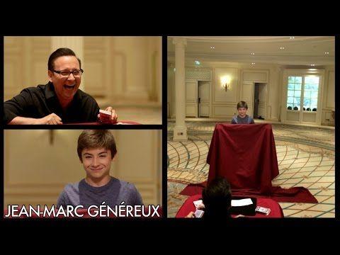 LANGEVIN rajeunit sous les yeux de Jean-Marc Généreux ! - YouTube