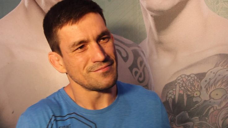Demian Maia is your consummate pro. With his impressive six fight winning streak, Maia believes that he deserves the next middleweight title shot.