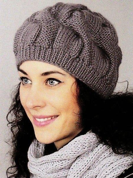 Модели вязания: Головные уборы шарфы варежки
