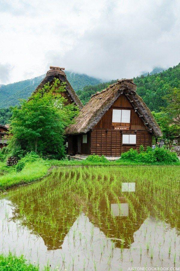 Shirakawa-go 白川郷 Historic UNESCO Site