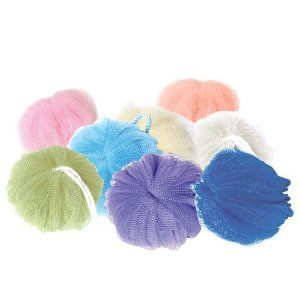 Spa Sister Net Pumpkin Sponge - Navy by Spa Sister. $4.95. For gel or soap. Dense and cushy. Designed to hold more gel or soap, these nets are dense and cushy.
