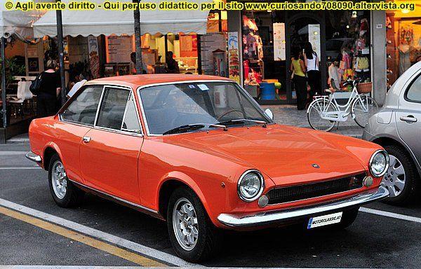Fiat 124 sport Coupè 1400