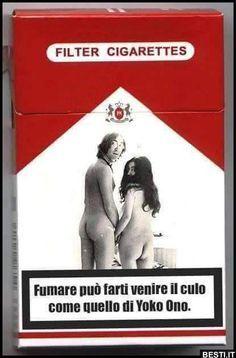 Fumare può farti venire