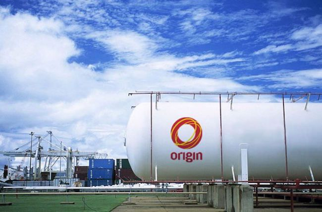 Origin Energy Ltd., an Australian energy company, has received interest from several Chinese suitors for the sale of its Australian Stockyard Hill wind farm project. The sale has received attention from state-owned companies including China