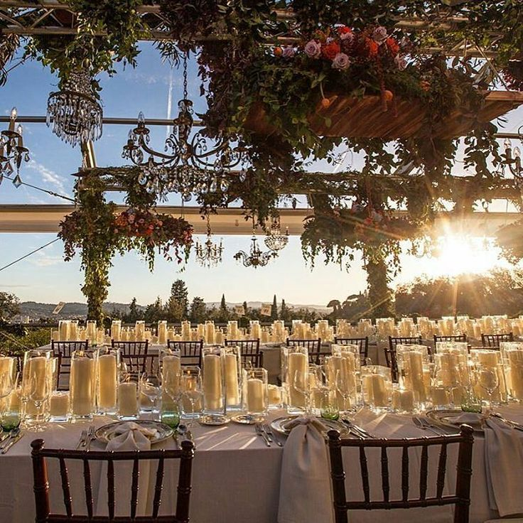 Destination wedding in Tuscany? Look no further!   @sposiamovi Photography @morlottistudio Florals @vincenzodascanio Planning @sposiamovi Video @marcoabba Lights @jdevents Florence Italy