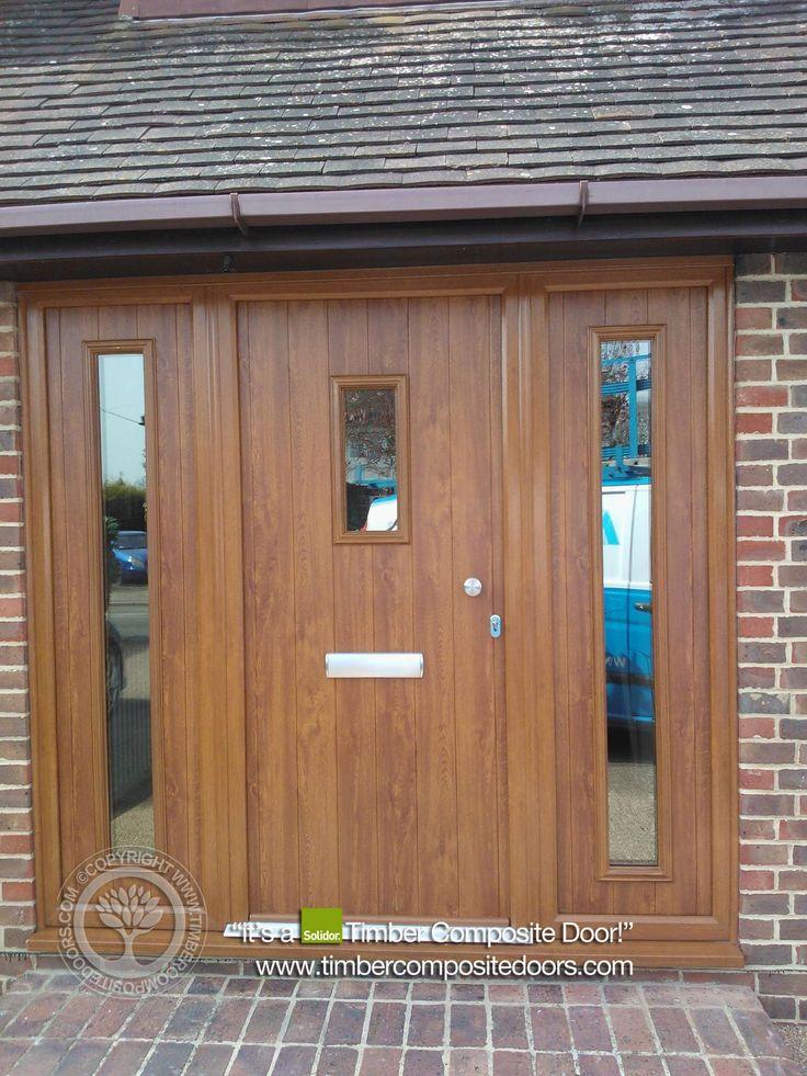 40 Best Solidor Flint Composite Door From Timber