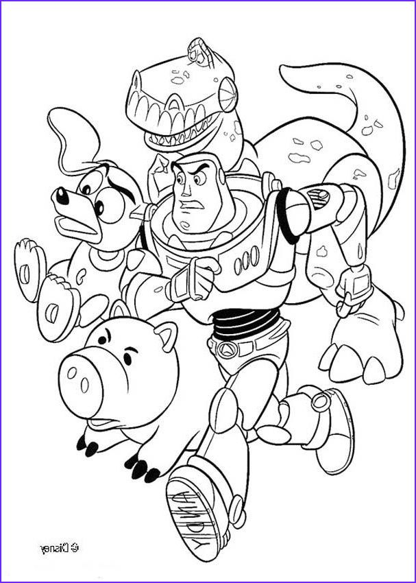 Coloring Toys Free Printable Toy Story Coloring Pages For Kids