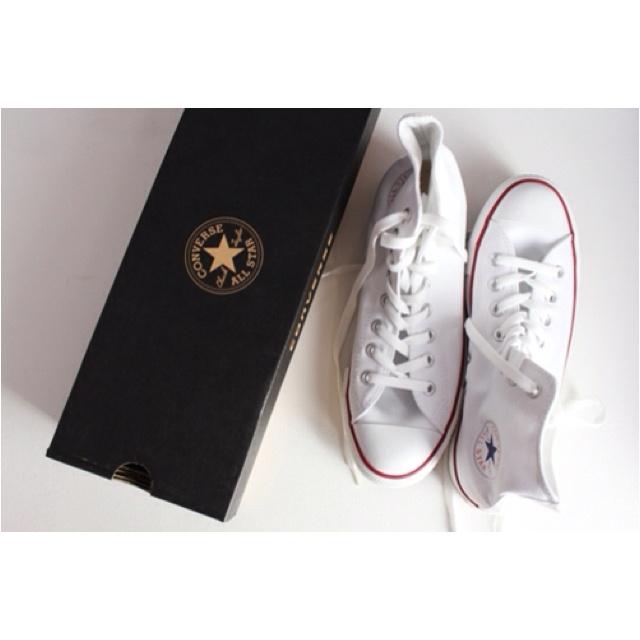 #converse white converse!