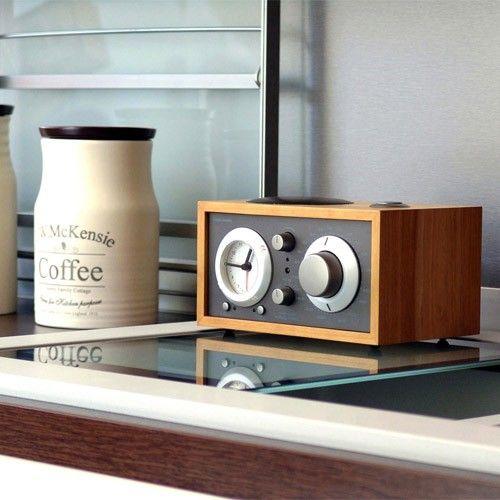 radio reveil m3 tivoli audio cerisier taupe mtallis high tech - Tivoli Radio