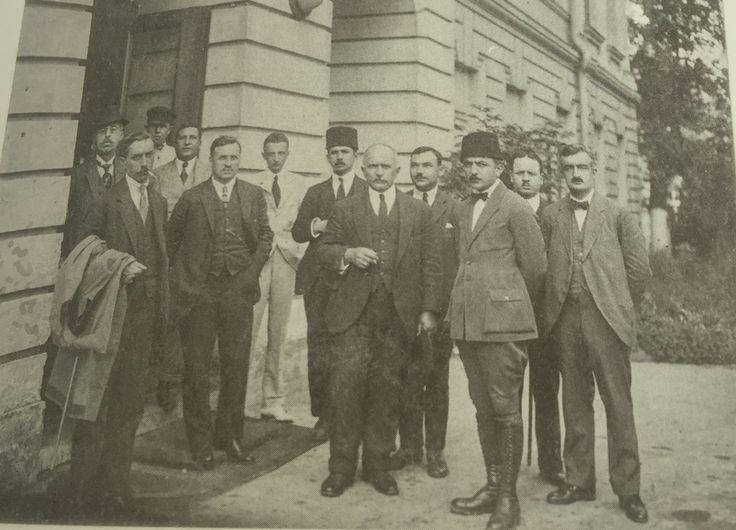 Moskova 1921