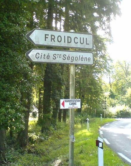 Forum Route Panneaux de villes et lieux-dits de France