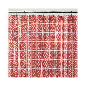 top 25+ best coral shower curtains ideas on pinterest   shower