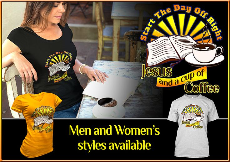 Custom designed Christian apparel and accessories like coffee cups, mugs tote bags and all types of shirts to wear. View our full line of clothes to wear right here: https://teespring.com/stores/the-garment-of-praise