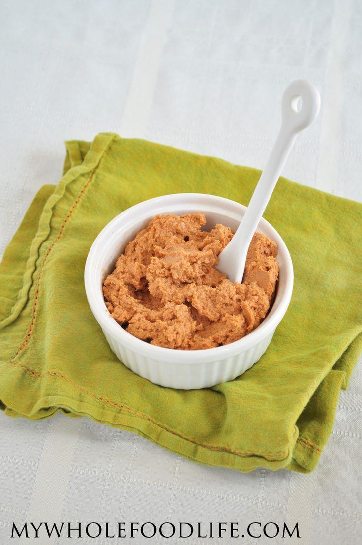 Sun Dried Tomato Hummus - My Whole Food Life